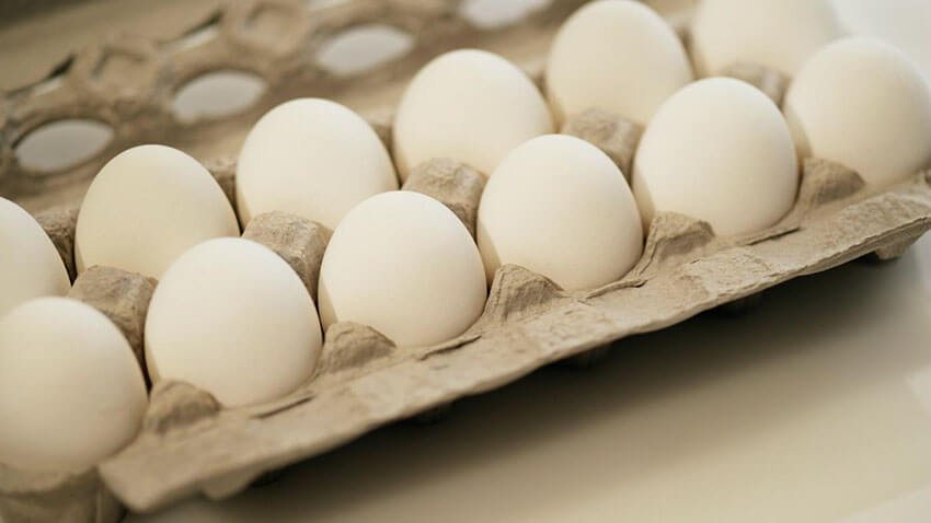 Hard boil all the eggs in the carton and place them back in the fridge
