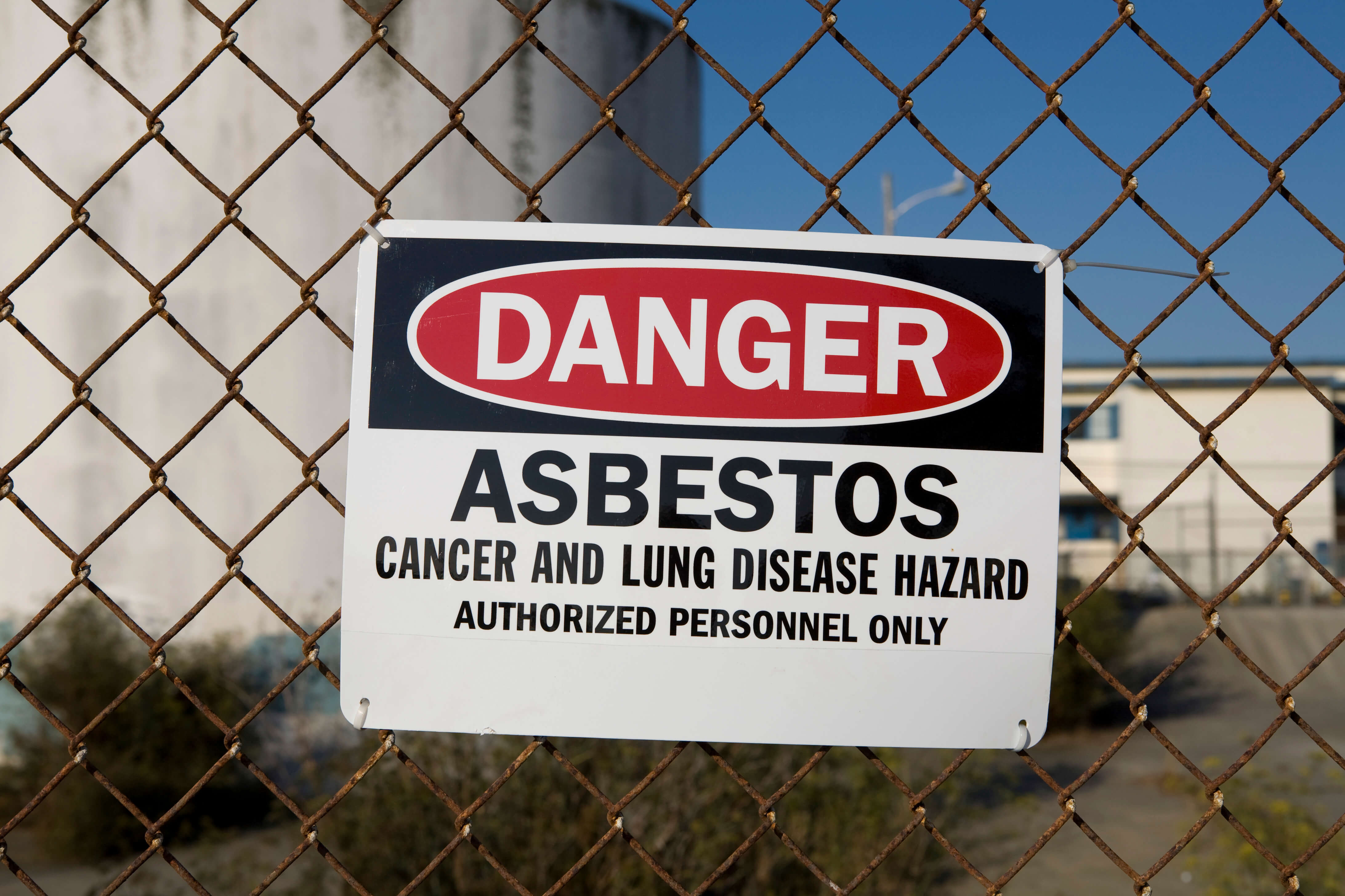 How to know if you have asbestos poisoning