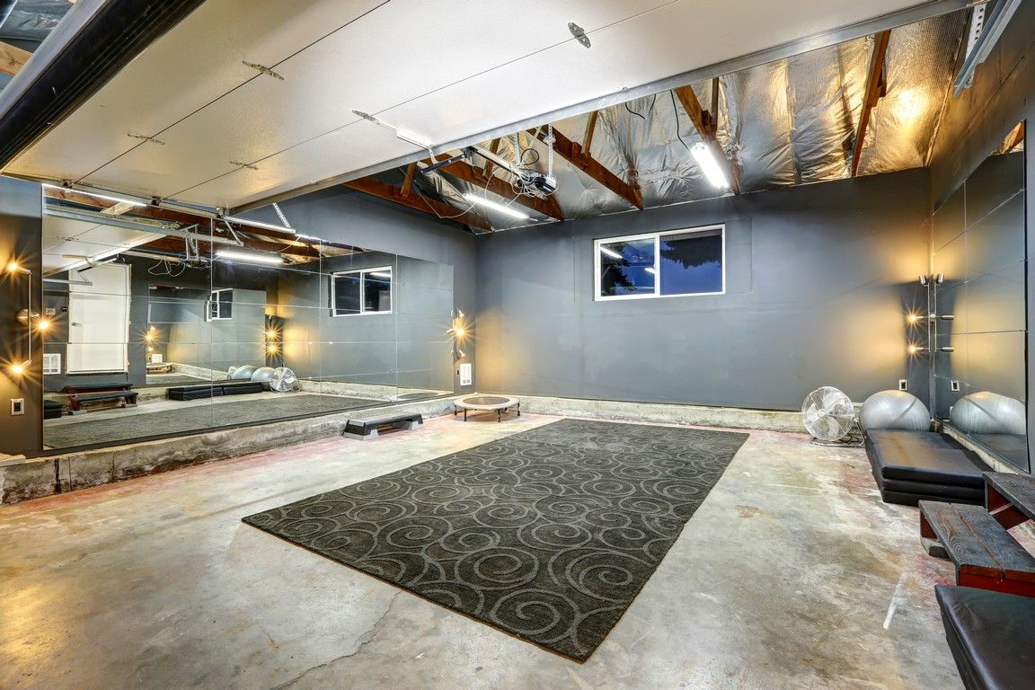 Remodel that basement into a house