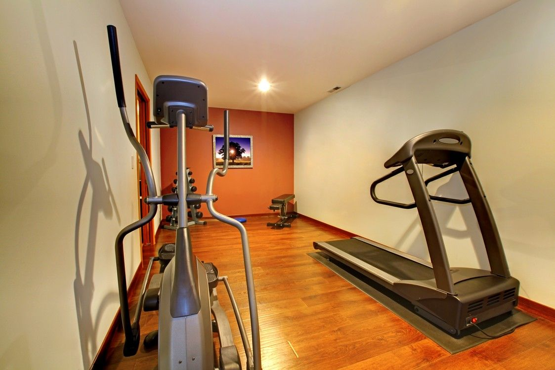 Muscle building, remodeling houses