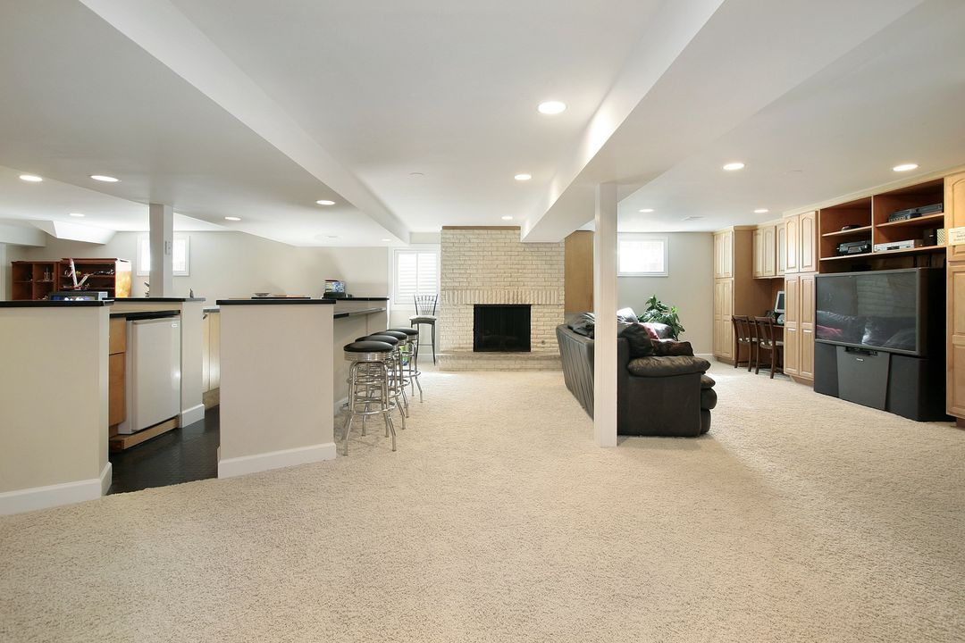 Remodel that basement for a ROI on your home