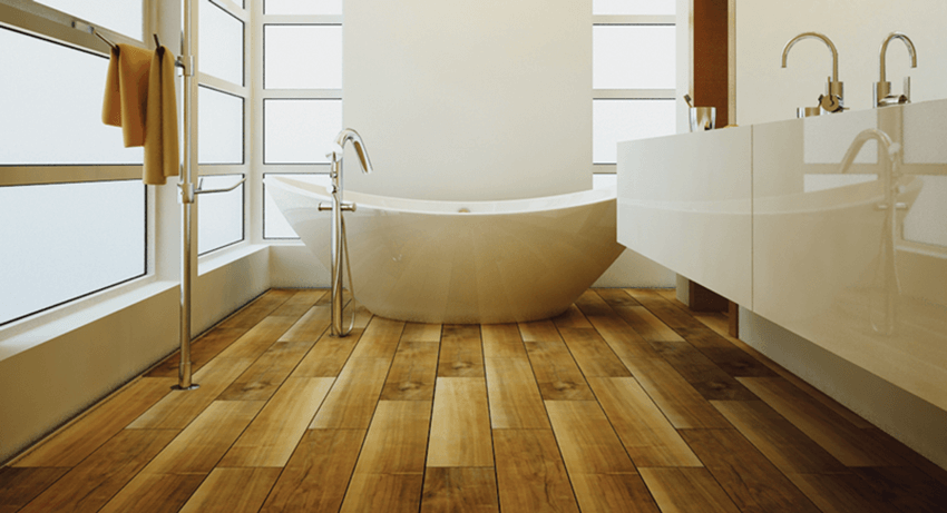 10 Best Bathroom Tile Flooring Trends For 2017 Homeyou