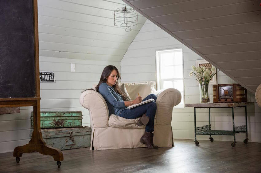 Joanna Gaines of HGTVs Fixer Upper