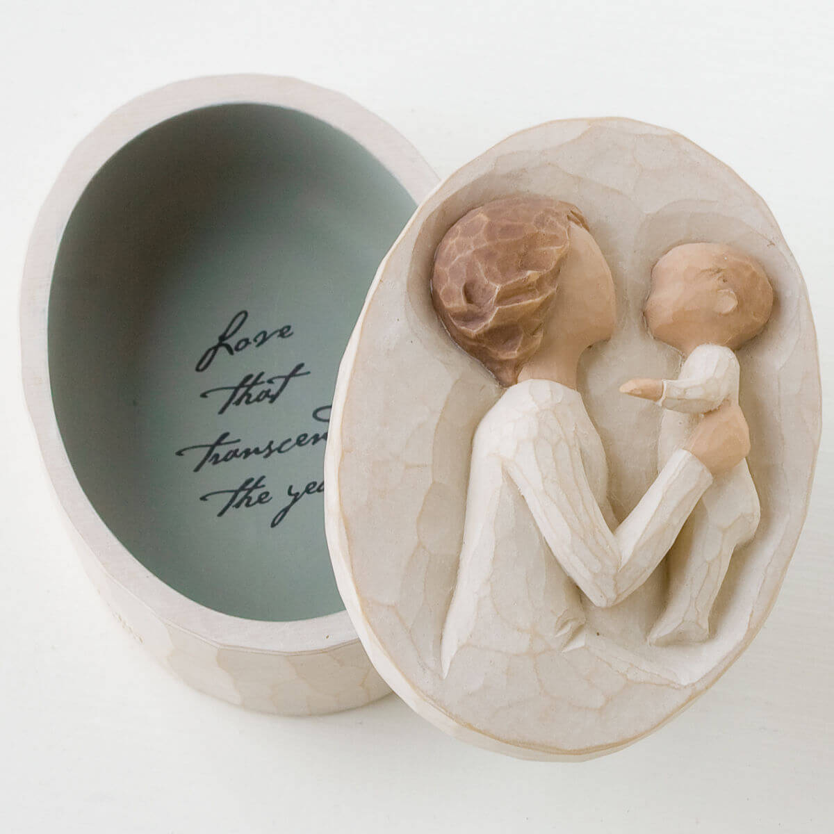 Such a beautiful and sentimental gift for any daughter to give their mother or grandmother