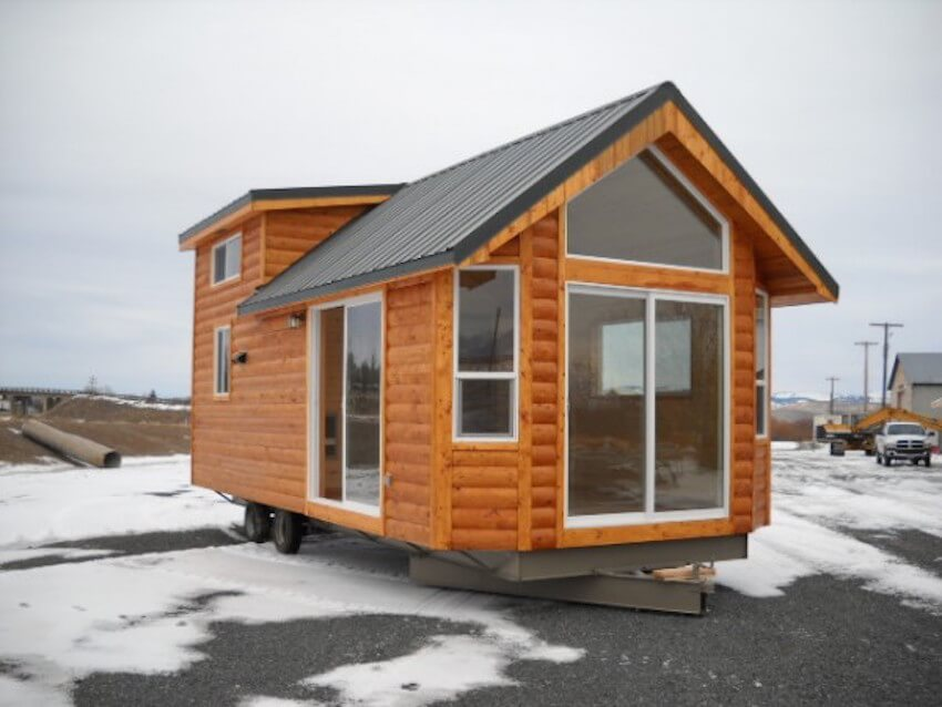Mobile units are available for a home as well