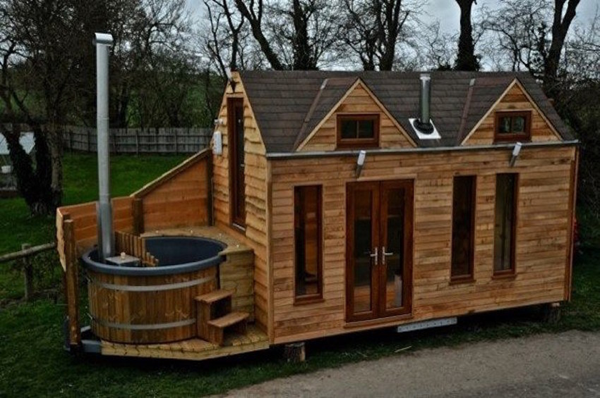 Self sufficient log homes for your personal lifestyle