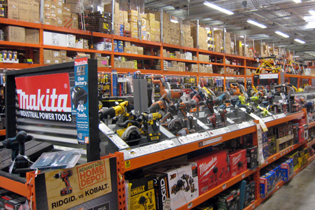 Shopping for the right tools for your home improvement