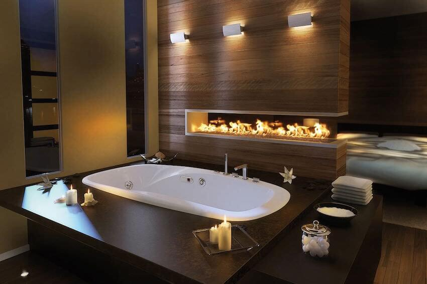 Gorgeous bathroom setup for your home