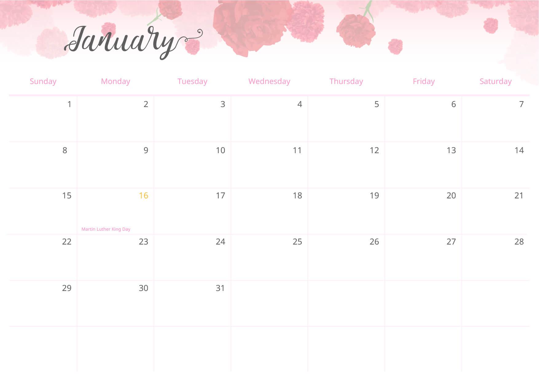 Start the year organized!