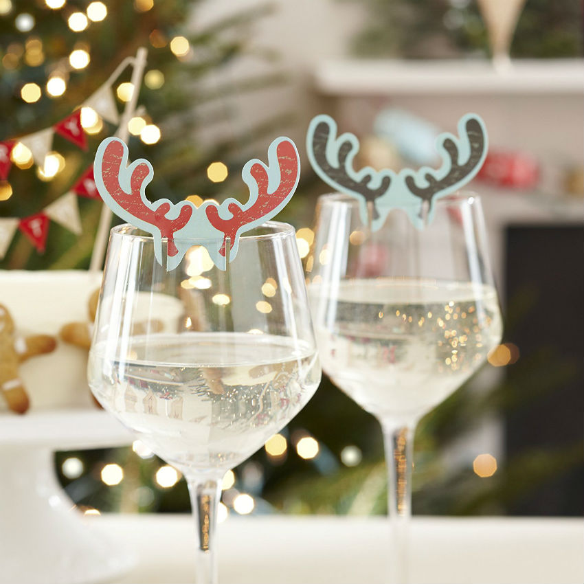 Decorate your glasses with these awesome accessories. Image Source: Amazon