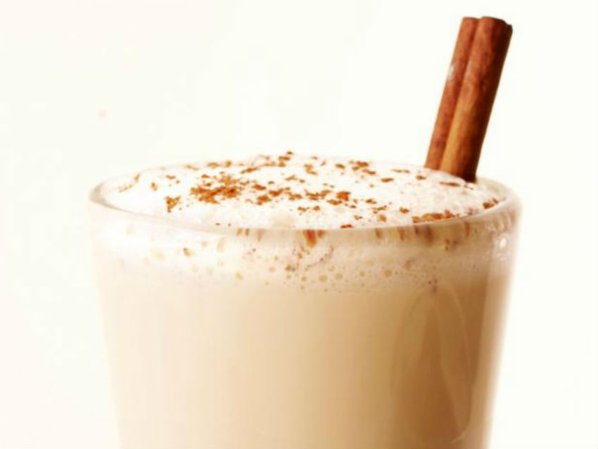 You family and guests will love this eggnog variation. Image Source: Cooks.com