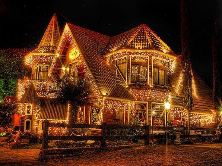 Electrical winter wonderland