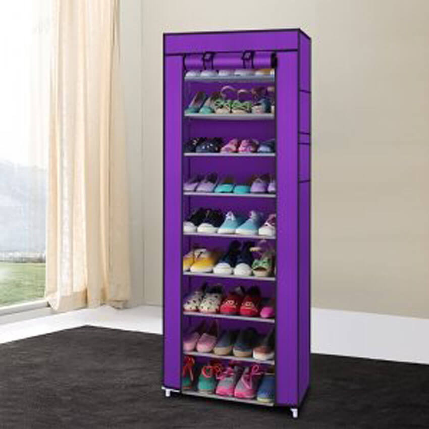 Stylish shoe storage made easy!