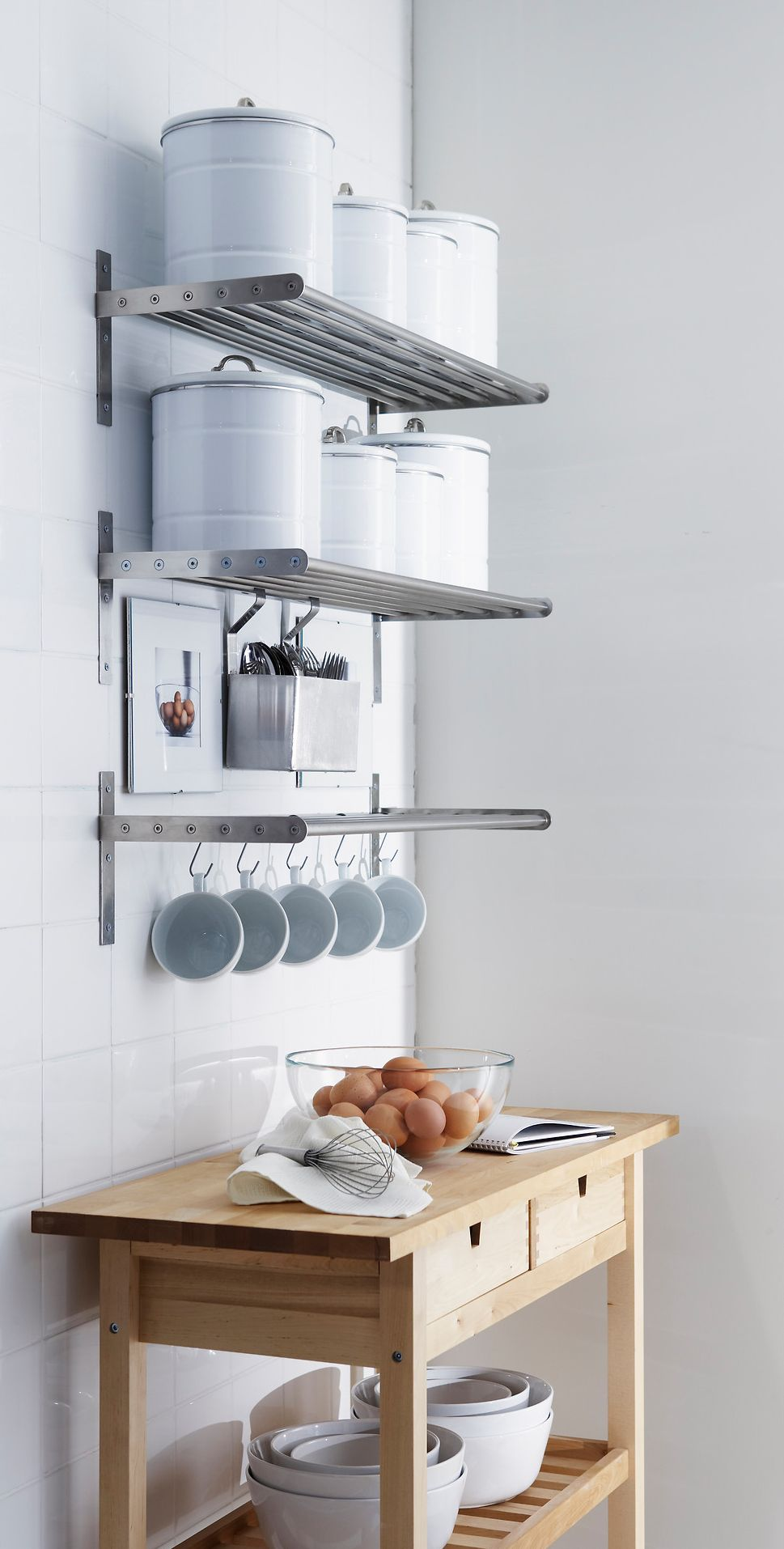 9 Clever Ways to Organize Your Kitchen