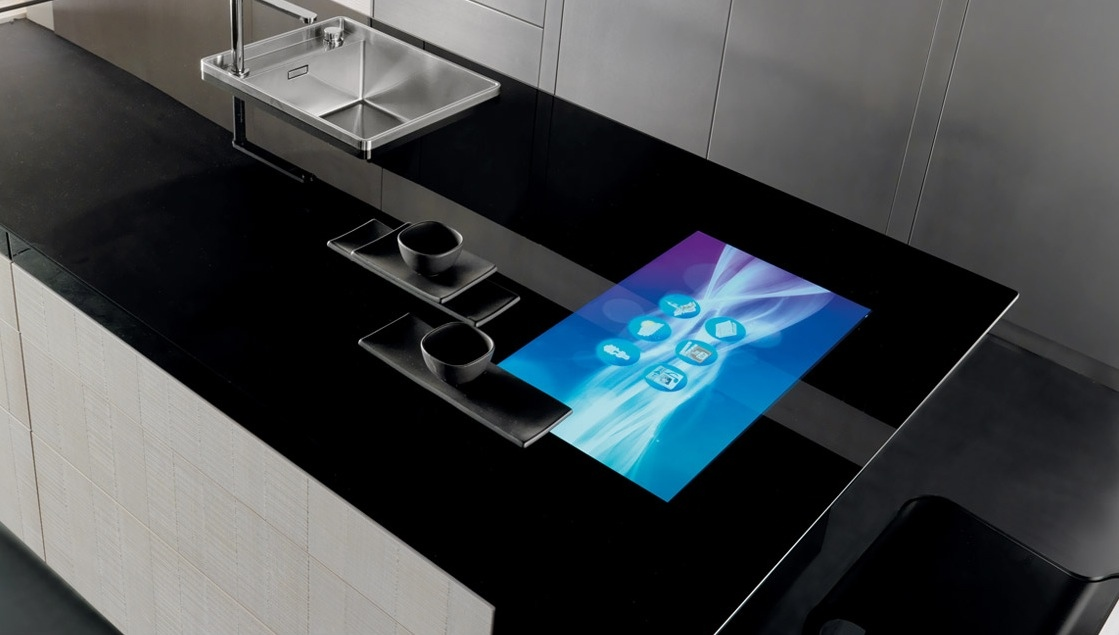 5 Cool and Unique Kitchen Countertops You Need to See