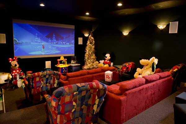 Home theater installation for the holidays: the gift that keeps on giving