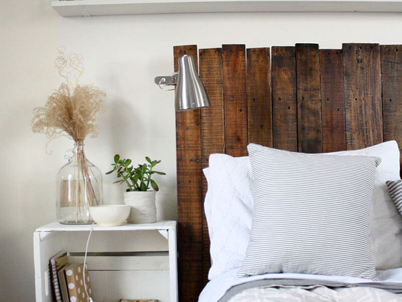 8 DIY Headboards You Can Make In One Day