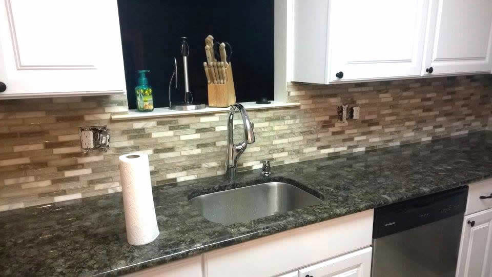 Imageine these new beautiful counters in your home