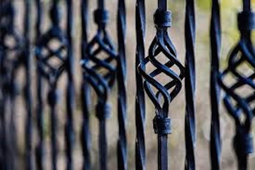 Wrought iron fences: for the ultimate statement on a property