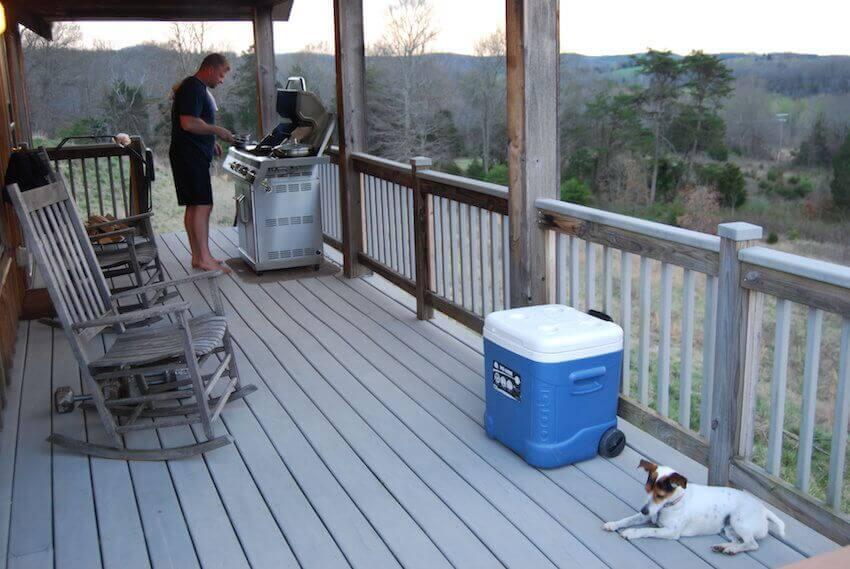 Maintaining your deck, composite, wood, or other