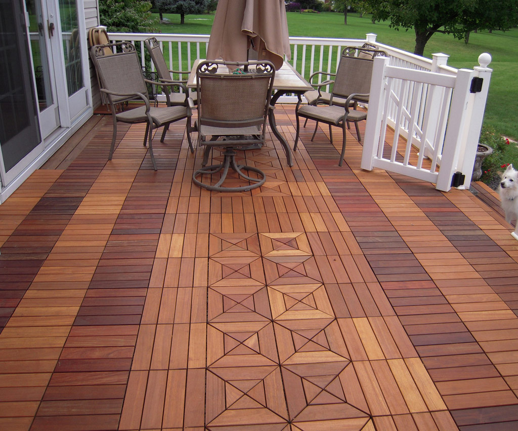 Deck Out Your Deck - or Porch - in Time for Summer!