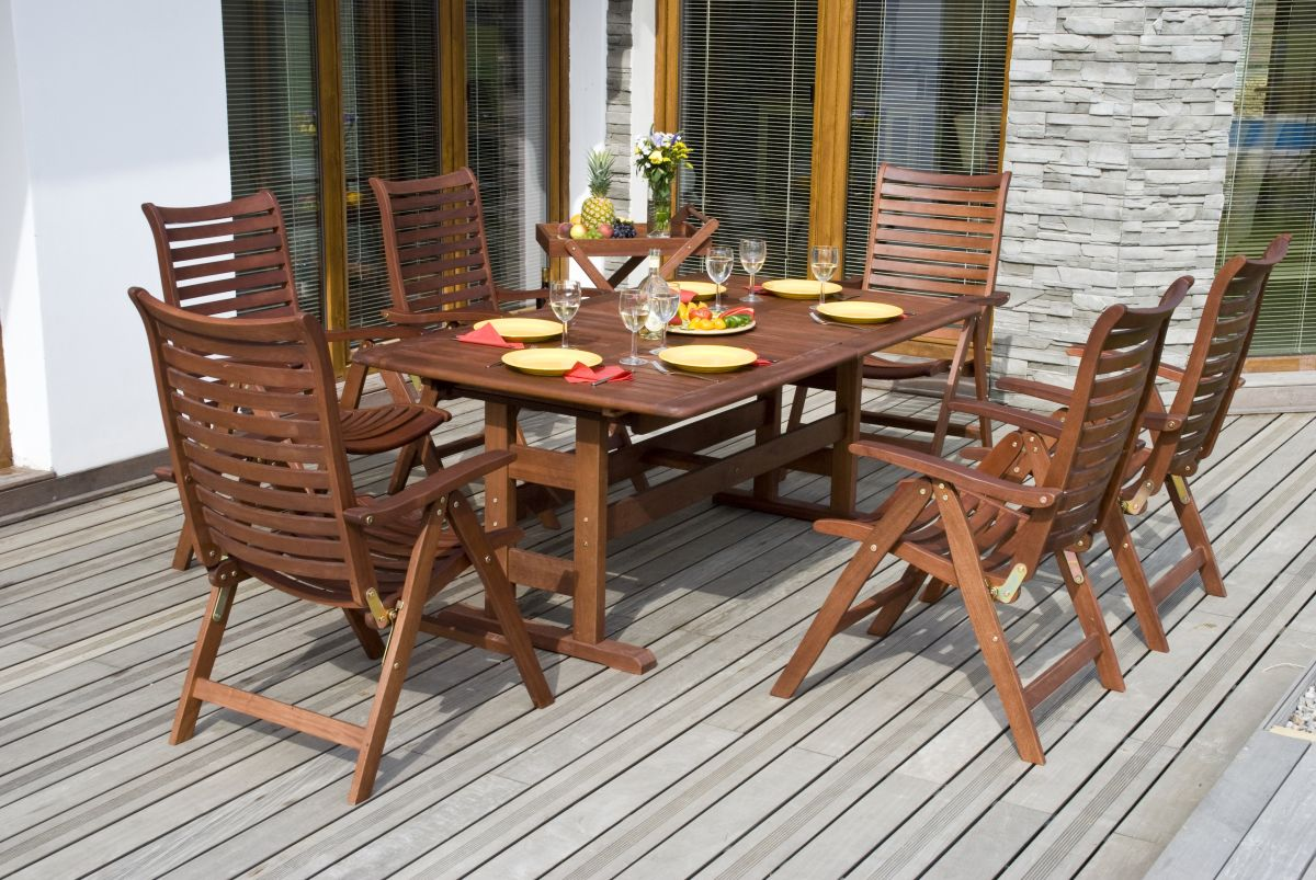 Depending on the material used for your deck, maintenance levels vary.