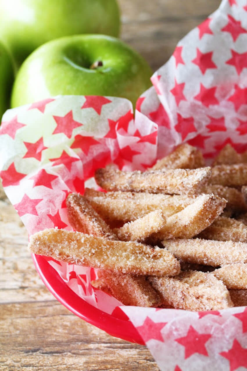 Great treat for an afternoon snack with your friends and family.
