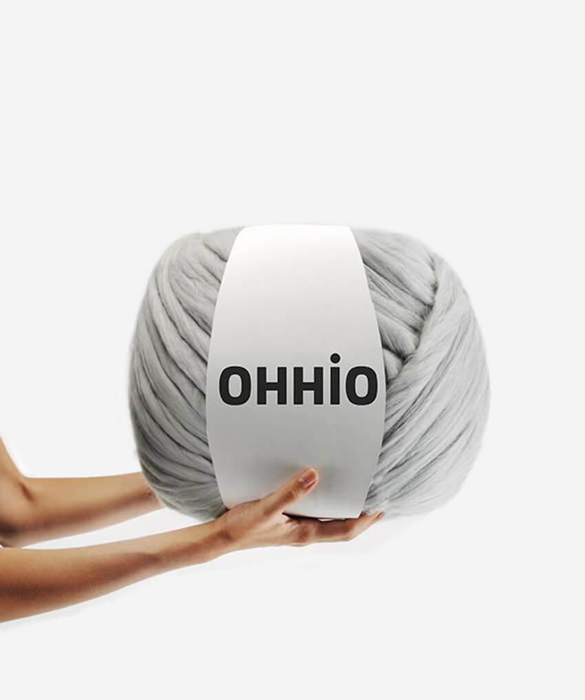 Ohhio type of yarn.