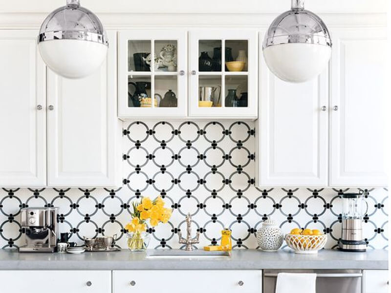 10 Back-Splashes That Give Major Style to These Kitchens