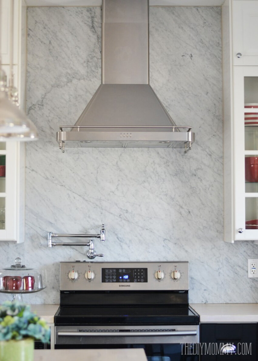 The great thing about marble: it never gets boring!