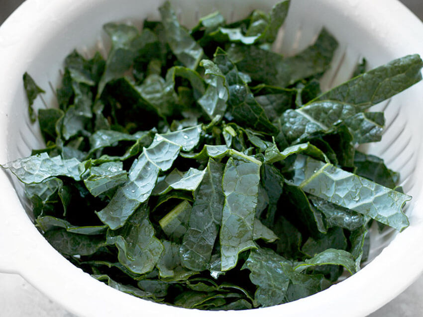 There are several yummy recipes you can try using kale.