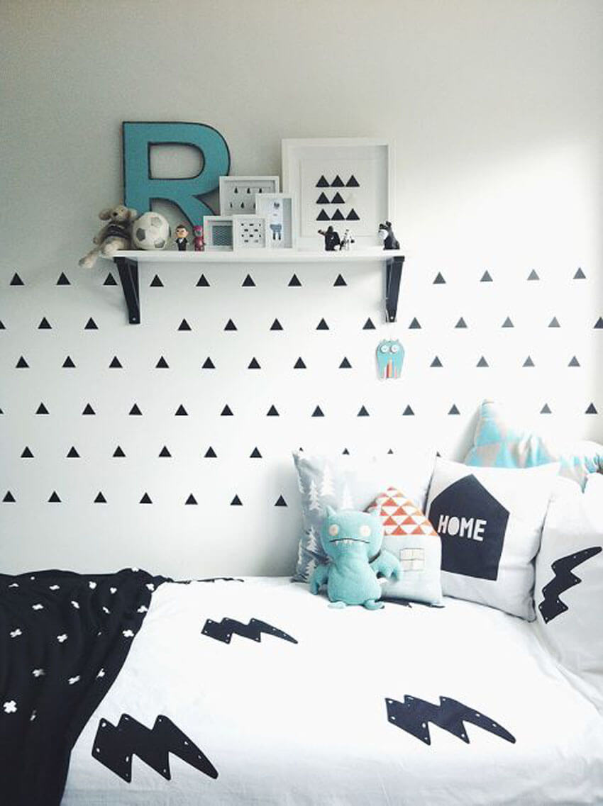 Decorating a small room can be a fun way to get your creative thinking going.