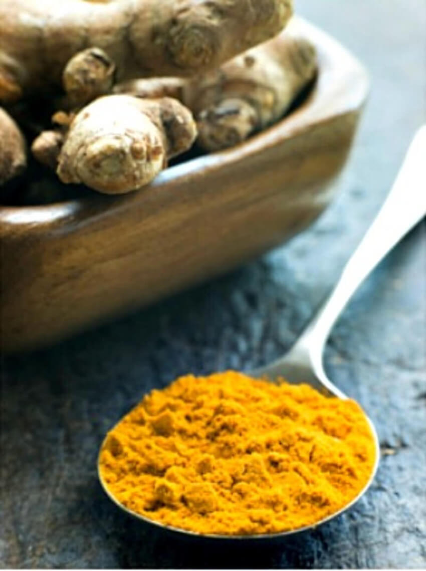 Turmeric, which some may find a little bitter, is the most beneficial ingredient.