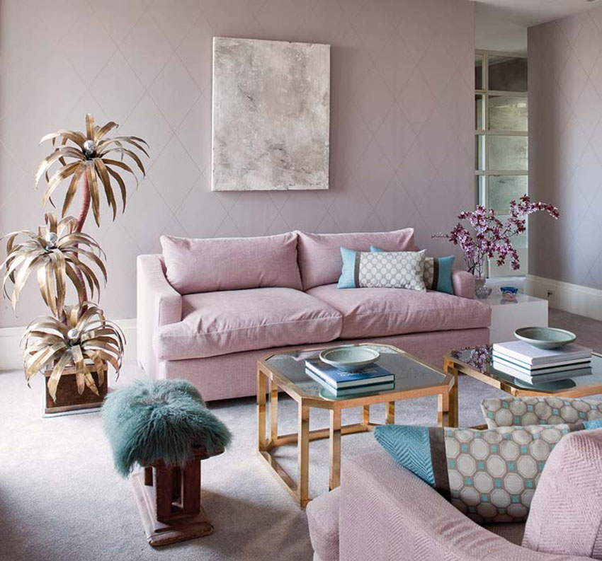Decorating with pink can be difficult, but it's all about finding the perfect shade for you.