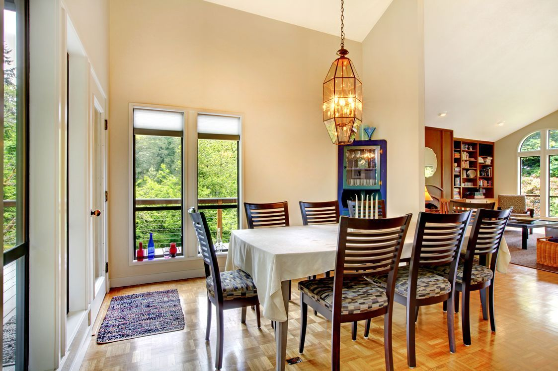 Remodel your dining room without breaking the bank