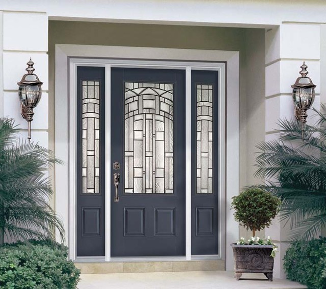Modern steel doors can last for many years without additional repairs or maintenance.