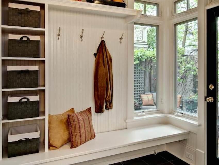 Home interior organization design