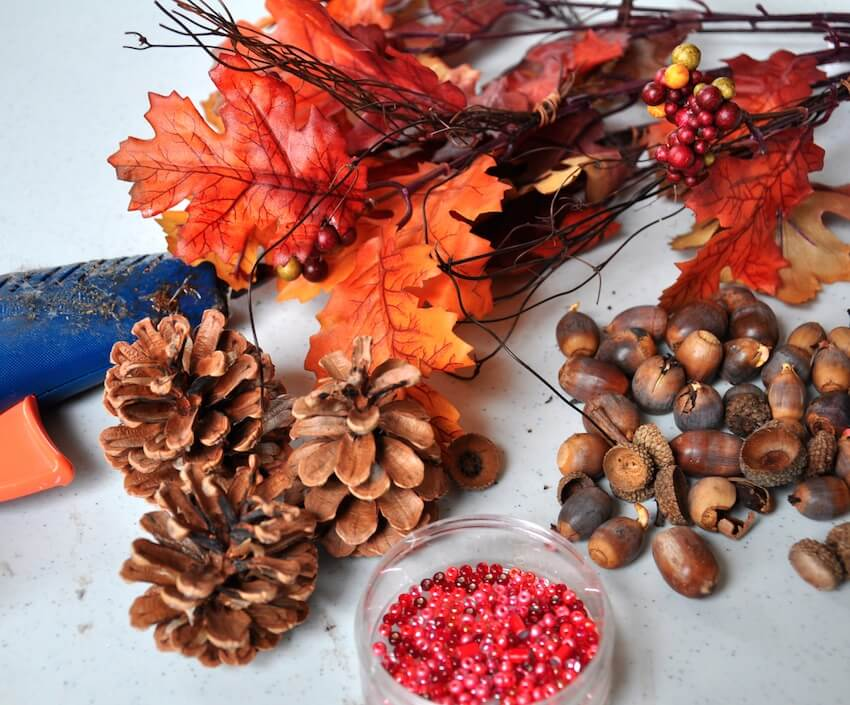 Natural decor for staying warm this Fall