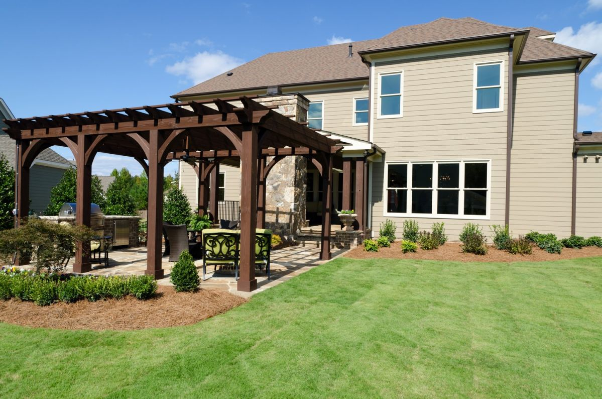 Vinyl siding is a durable, affordable choice to update your home's exterior.