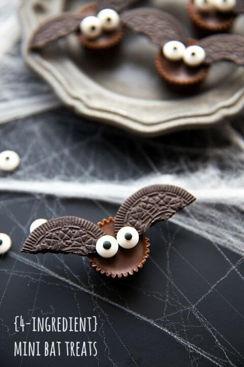 No Halloween party is complete without some terrifyingly tasty treats!