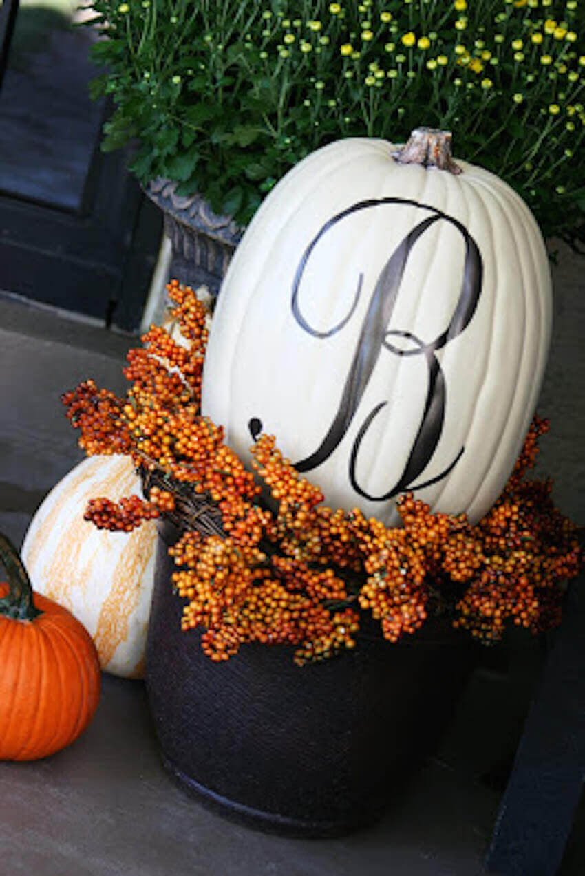 Be everything you can be this fall with decor