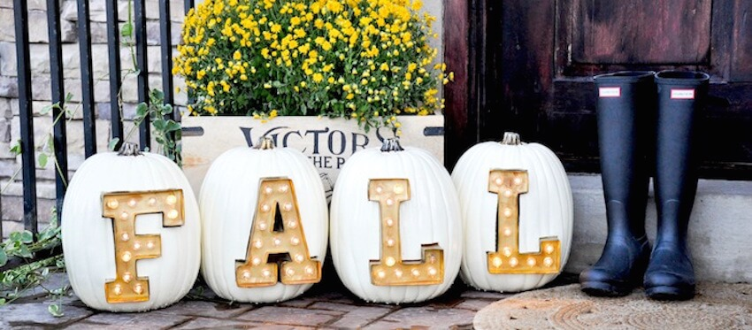 Front patio decorations that can be enjoyed by all