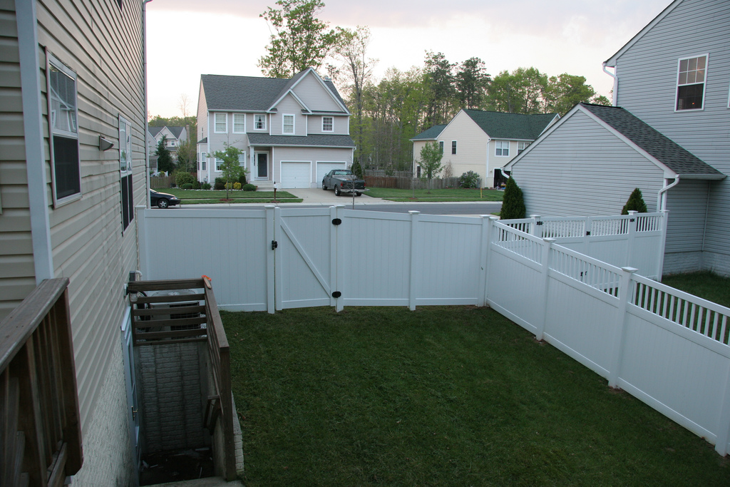 Vinyl fences are customizable, durable, and long-lasting.