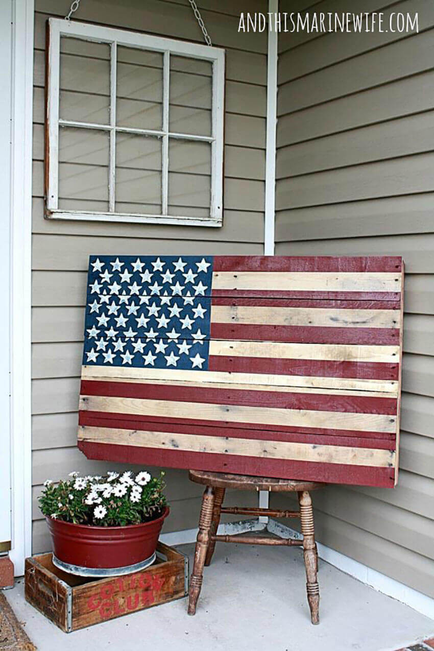 Great for decorating the porch!