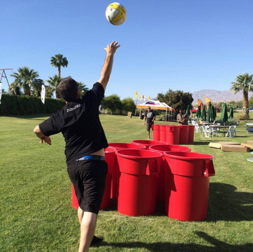 This reinvented beer pong will transform your summer!