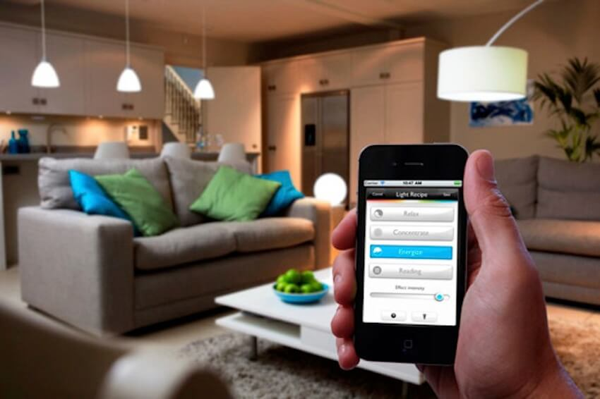 All the appliances in your home wherever you go
