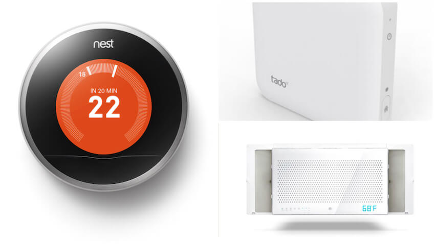 The ultimate in thermostat tech