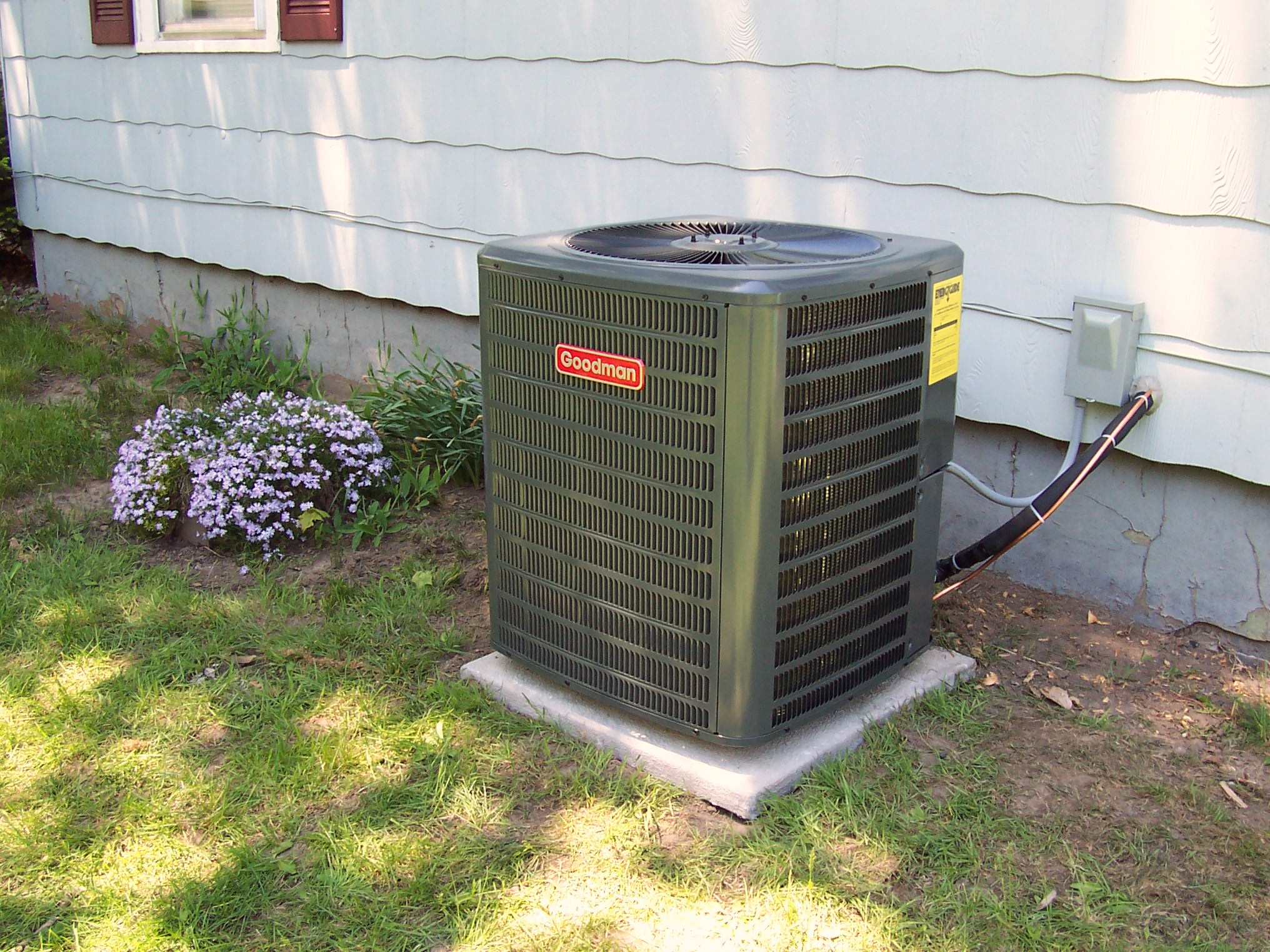 HVAC services for homeowners