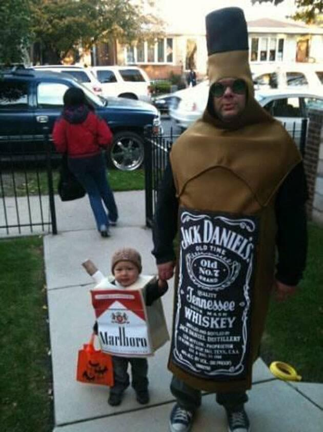 With all those awesome Halloween costumes out there, there are bound to be some fails.