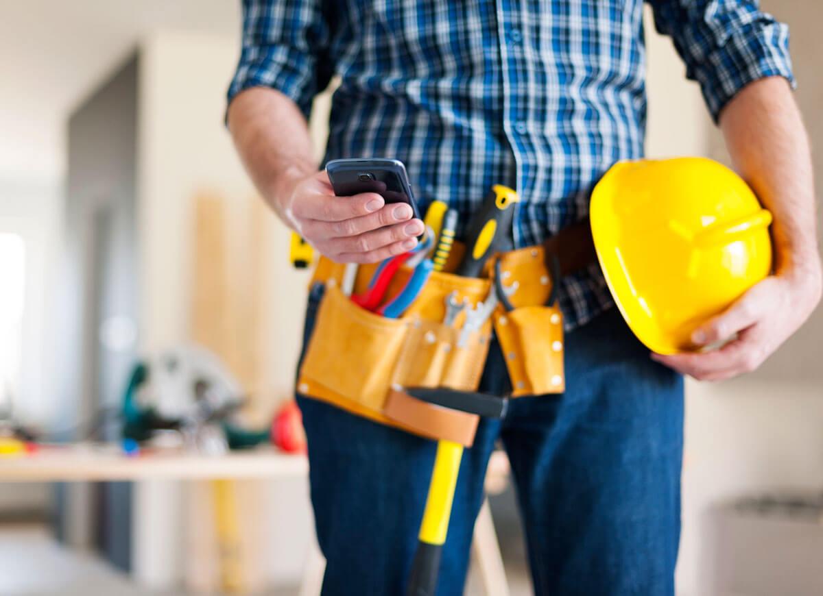 Hire a handyman nearby